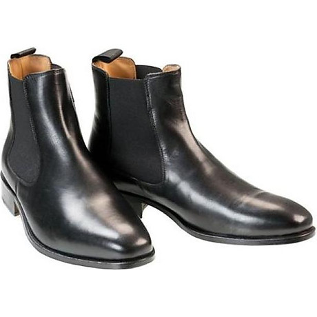 Giày chelsea boot VH48 đen 1