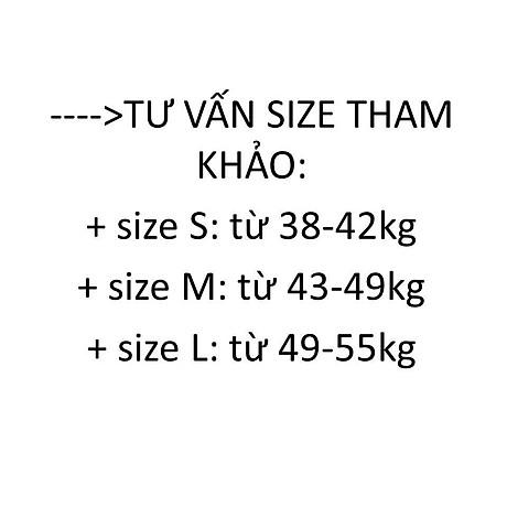 Quần short nữ lưng cao Julido S20 chất jean, một màu, ba kích thước thời trang trẻ trung 8