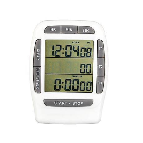 Đồng hồ đếm ngược version 1 (độ chính xác cao, có chuông báo) - Tặng kèm quạt cắm cổng USB mini (vỏ nhựa, giao màu ngẫu nhiên) 1