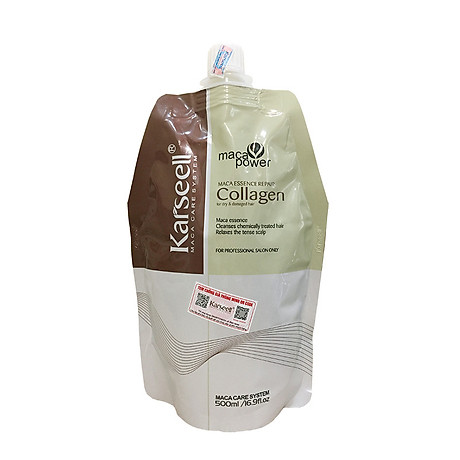 Kem ủ tóc Collagen Karseell Maca 500ml 1