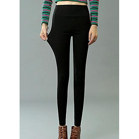 Quần nữ legging chất liệu cao cấp ôm dáng 9100157 2