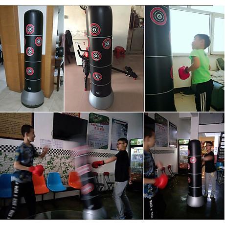 Trụ đấm bốc tự cân bằng Pure Boxing 3