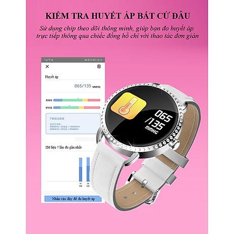 Đồng hồ theo dõi sức khỏe H7 (chống nước IP67) 2