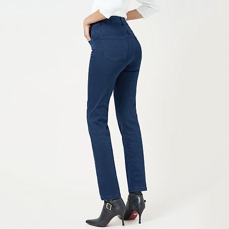 Quần Jean Nữ Ống Đứng Lưng Cao Aaa Jeans Có Nhiều Màu Size 26 - 32 3