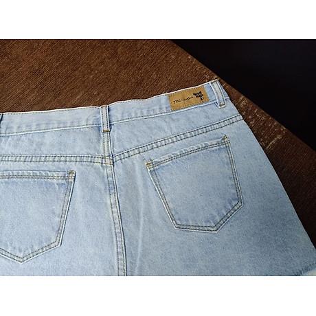 Quần Sọt Jean Nữ Size 38 Kg - 74 Kg 3