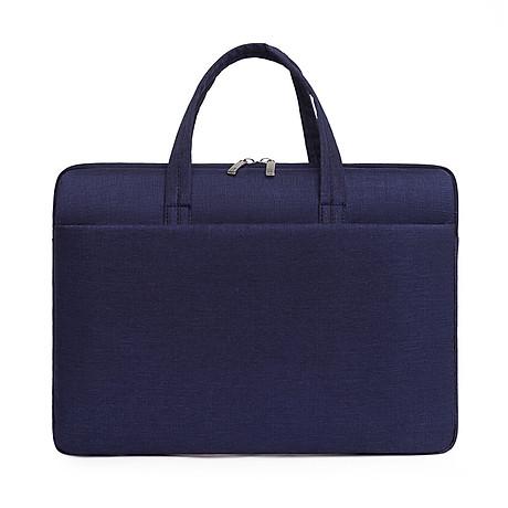 Túi đựng Laptop, túi xách Macbook dành cho công sở, văn phòng, chống nước, đựng vừa laptop 15,6 inch, nhiều ngăn 2