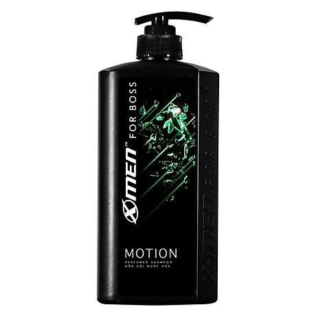 Combo Dầu gội nước hoa X-Men for Boss Motion 650g + Pomade tạo kiểu tóc X-Men For Boss High Hold 60g 3