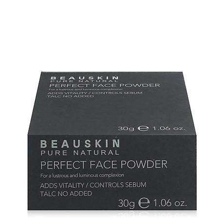Phấn Bột Kiềm Dầu Và Cân bằng ẩm Beauskin Perfect Face Powder (30g) - 21 - Hàn Quốc Chính Hãng 3