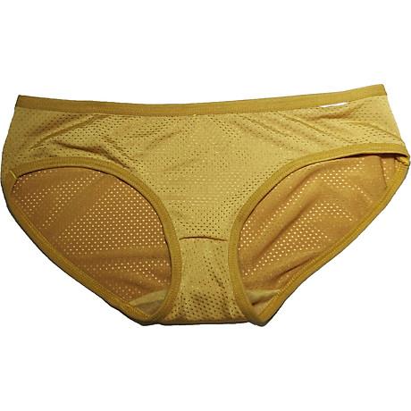 Combo 10 quần lót nữ cotton thông hơi co giãn 4 chiều thoáng mát ZC02604 2