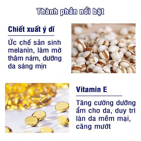 Combo SÁNG DA - MỜ THÂM DHC Nhật Bản gồm viên uống vitamin C và viên uống trắng da 30 ngày JN-DHC-CB1 5