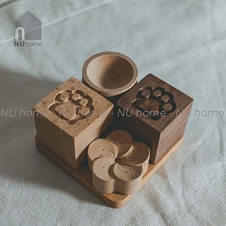 Khếch tán tinh dầu bằng gỗ - Kono, được thiết kế đơn giản với nhiều kiểu dáng đẹp mắt và sang trọng 6