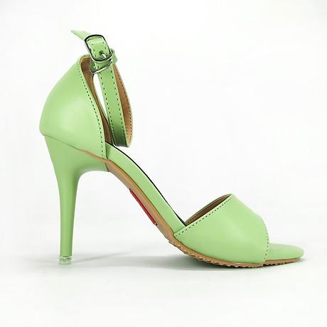 Giày Sandal Cao Gót Nữ Cao Cấp Peace PO1205 4