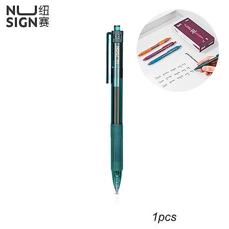 Bút Bi Dạng Gel Viết Chữ Đẹp NUSIGN (Đầu Bi 0.55mm) 1