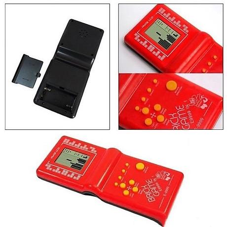 Máy game huyền thoại cầm tay Brick Game - màu giao ngẫu nhiên 4