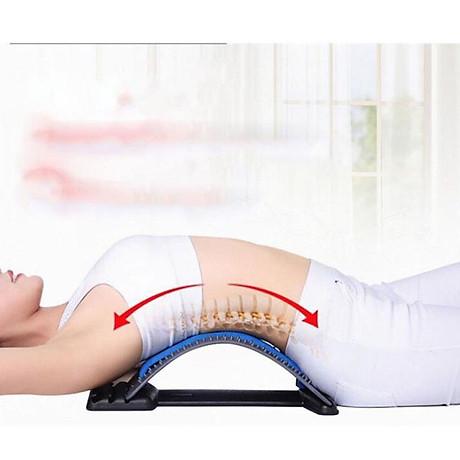 SIÊU SALE Dung Cụ Massage Hỗ Trợ Tập Lưng Và Cột Sống Chống Thoái Hóa 5