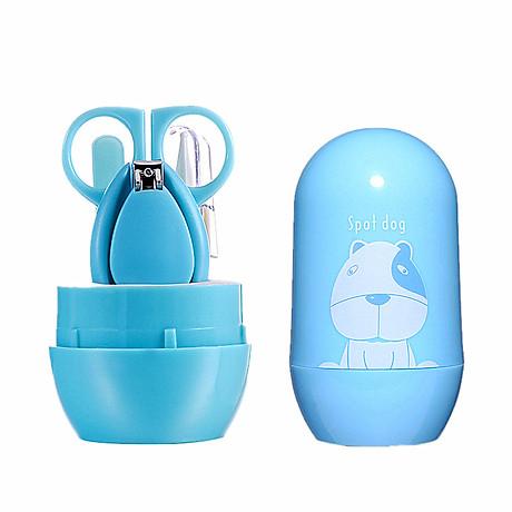 Bộ kềm vắt móng vệ sinh trẻ em, bé sơ sinh cao cấp BB18-BOCMT ( GIAO NGẪU NHIÊN) 2