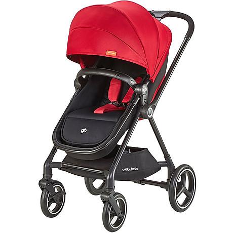 Xe đẩy em bé GB Swan Basic - Đỏ 1