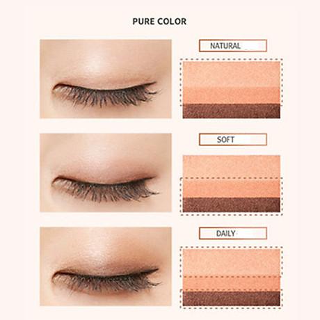 Màu mắt Aprilskin Perfect Magic Dual Eyeshadow 2