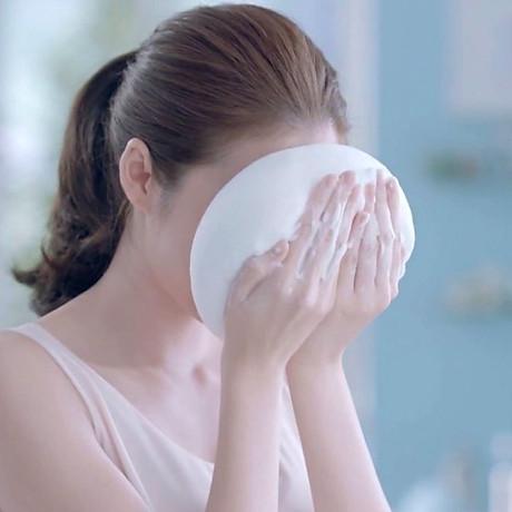 Combo 2 sản phẩm Sữa Rửa Mặt Ẩm Mịn Và Săn Chắc Da Senka Perfect Whip Collagen In và Nước tẩy trang SENKA A.L.L. CLEAR WATER Micellar Formula White 230ml 5