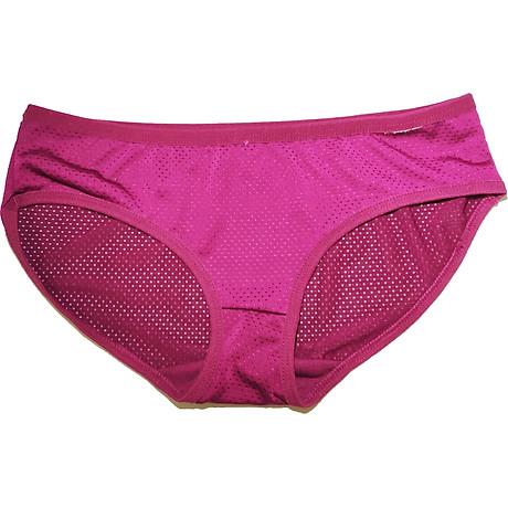 Combo 10 quần lót nữ cotton thông hơi co giãn 4 chiều thoáng mát ZC02604 3