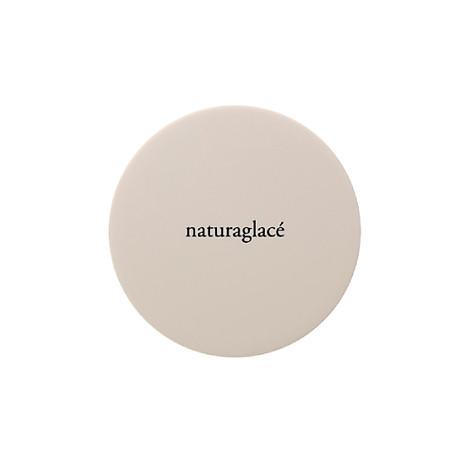 Phấn phủ hữu cơ chống nắng dạng bột size mini-naturaglacé LOOSE POWDER-01 Màu da sáng 1