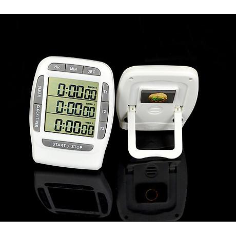 Đồng hồ đếm ngược đa năng cao cấp ( Kèm pin ) 4