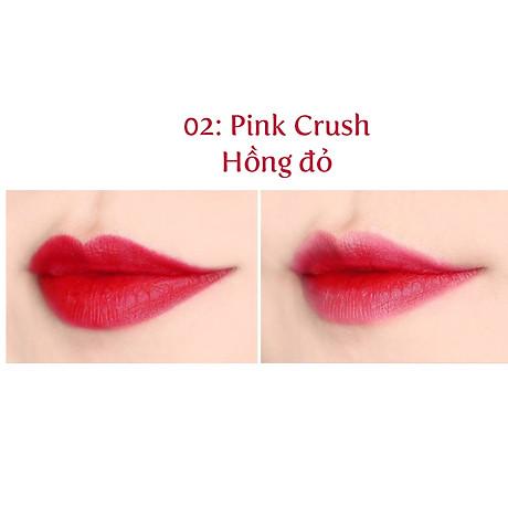 Son lì nhẹ môi Beauskin Rosedew Matte Creamy Hàn Quốc 3.5g tặng kèm móc khóa 4