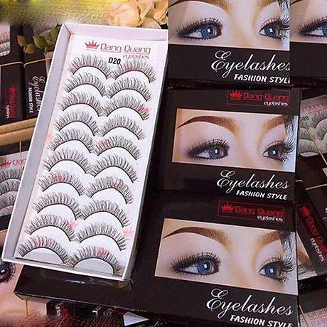 Mi giả Eyelashes Fashion Style 10 cặp (Số C2) 6