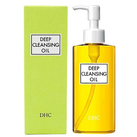 Dầu Tẩy Trang DHC Deep Cleansing Oil (L) 200ml 1