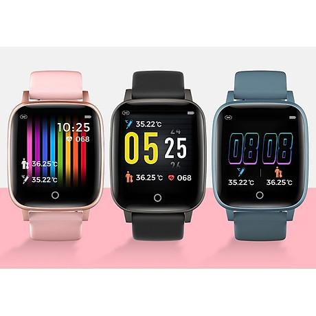 Đồng hồ theo dõi sức khỏe đa năng T_1_Q - Đồng hồ thông minh 2