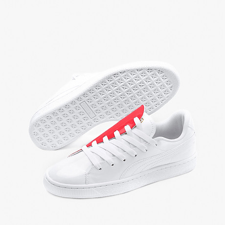 PUMA - Giày sneaker nữ Basket Crush 369556-01 4