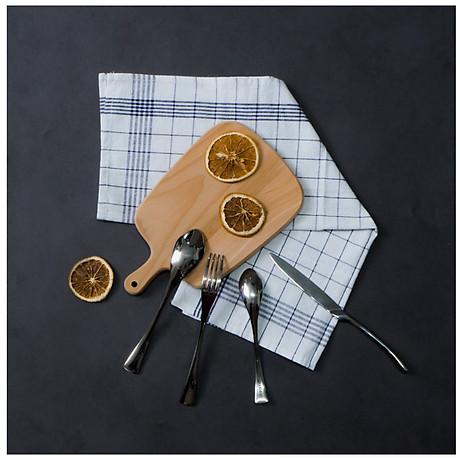 [Gift] Bộ dao muỗng nĩa INOX cao cấp 4 món DCS-02 4