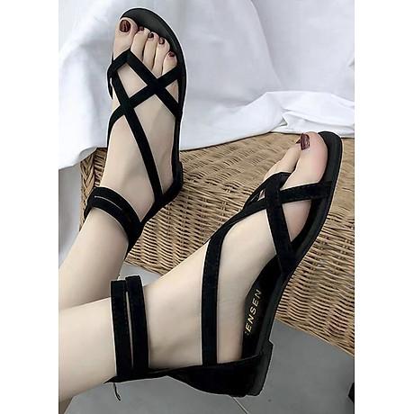 Giày Sandal Chiến Binh Xỏ Ngón Đế bệt 3