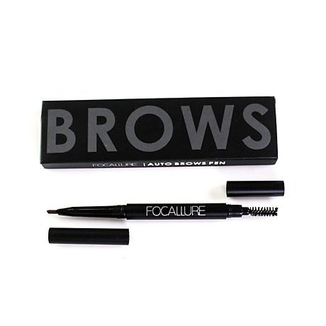 Chì kẻ mày Focallure auto brows pen (1g) 1