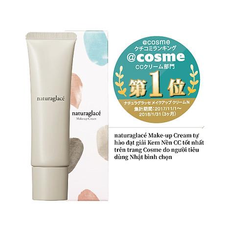 Kem nền dưỡng da đa năng mini - naturaglacé makeup cream mini 2