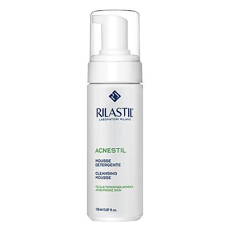 Bọt Rửa Mặt Dạng Mousse Rilastil Acnestil Face Cleansing Mousse 150Ml 1