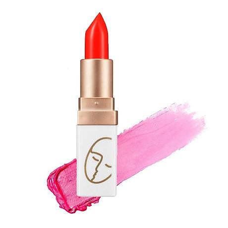 Son Dưỡng Lâu Trôi (màu Patty Red) No 12_Javin De Seoul Flower For Me Velvet Lipstick 12 (Party Red) 1