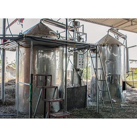 Tinh dầu Dứa (thơm, khớm) 100ml Mộc Mây - tinh dầu thiên nhiên nguyên chất 100% - chất lượng và mùi hương vượt trội - Có kiểm định - Mùi nhiệt đới, mát, ngọt ngào, sản khoái...mùi của tuổi trẻ và sự thư giản 23