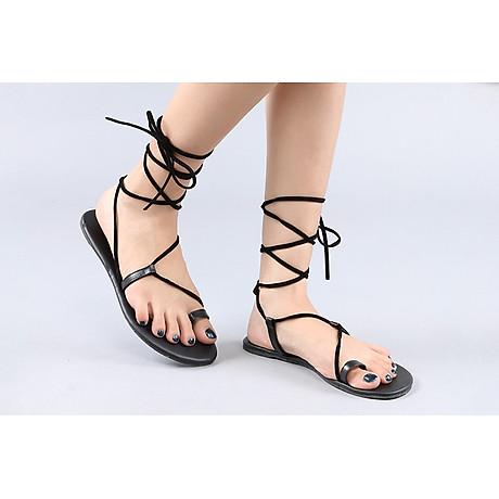 Giày Sandal Nữ Cột Dây Q8 51 4