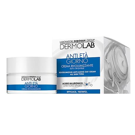 Kem Dưỡng Da Ban Ngày Dermolab Revolumizing Anti-Aging Day Cream Spf 10 All Skin Types (50ml) 2