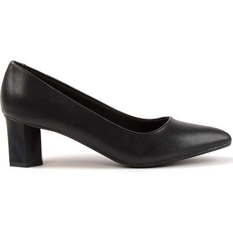 Giày Công Sở Cao Gót Nữ Vasmono Mũi Nhọn V015080 1