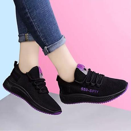 Giày thể thao thoáng khí siêu đẹp cho nữ - SB77 7