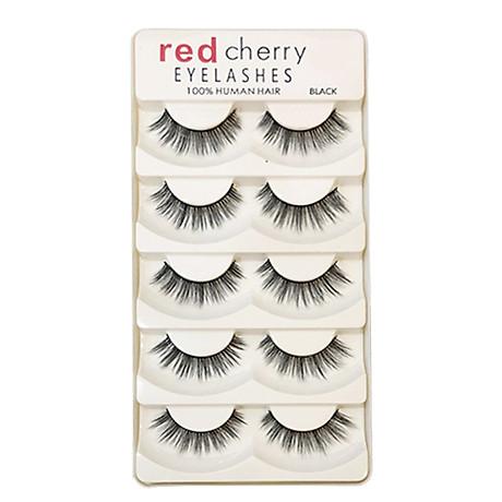 Mi 3D Red Cherry Eyelashes (số 28) 1