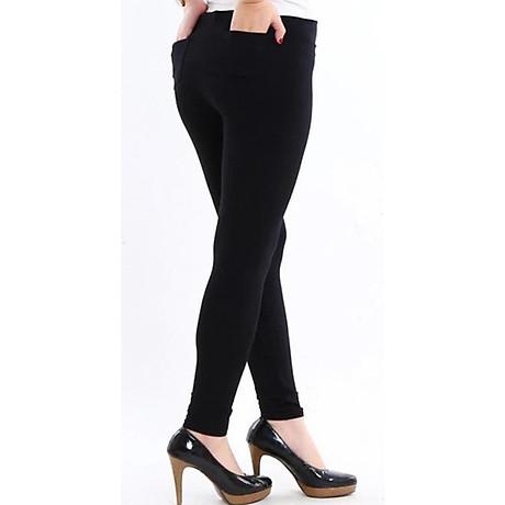 Quần Legging Nữ - Đen (Free Size) 2