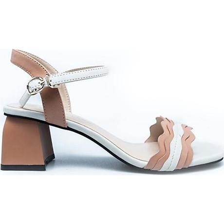 Giày Sandal Nữ Gót Vuông Dolapo SDV1086 1