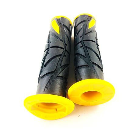 Bộ bao tay Spider Gel dành cho xe máy ( màu vàng ) 1