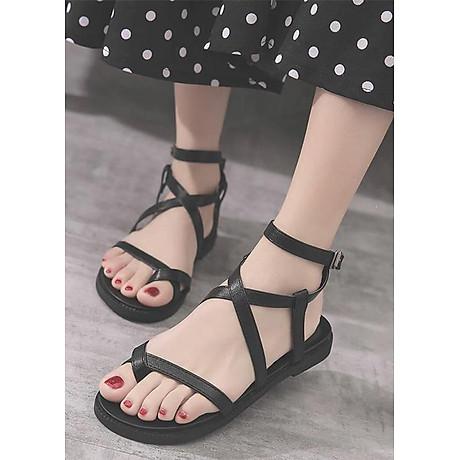 Giày sandal dây chéo 4