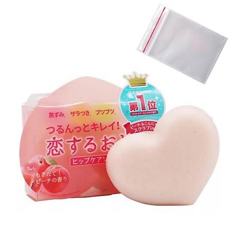 Xà phòng tắm ngừa thâm mông cao cấp PELICAN HIP CARE SCRUB SOAP + tặng 5 túi zipper 15x20cm 1
