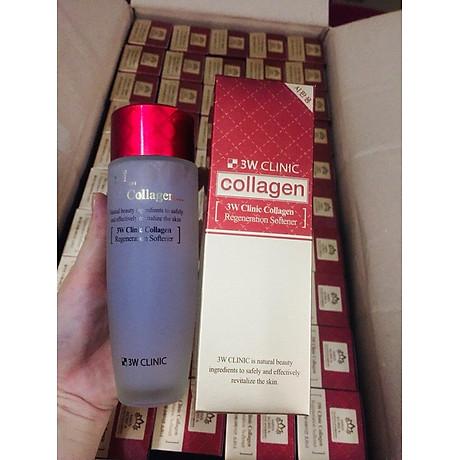 Nước hoa hồng 3w clinic collagen Regeneration Softener Hàn quốc 2