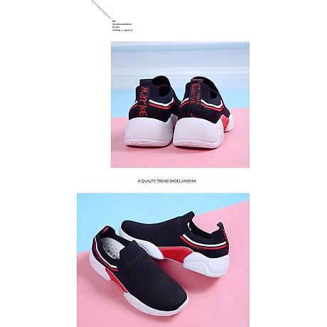 Giày thể thao SNEAKER cổ chun, kiểu dáng siêu đẹp cho nữ - SB75 3